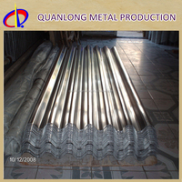 Hot Dipped Zinc Corrugated Factory Direct Metal Roofing