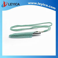 Advertising metal ball pen with lanyard and pocket,pen for kids 2015 LY-S059
