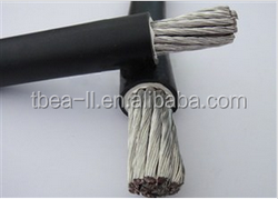 XLPE Jacket and Solar power system Application PV cable 1x6mm2