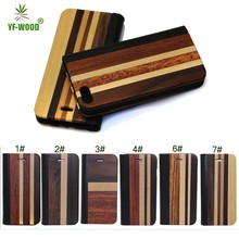 Alibaba China factory supplier OEM Blank case cover for iphone 5s wood leather bumpers