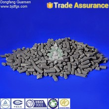 Adsorbent Coal Based Activated Carbon Pellets Bulk