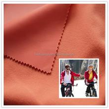 2015 high quality velvet fabric 100 polyester sport fleece fabric/ tok fabric