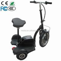2014 3 wheel zappy 2 front wheel trike