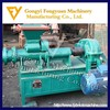 Alibaba best supplier Low cost coal press machine coconut shell charcoal making