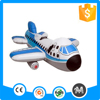 OEM promotion pvc airplane inflatable toys for kids
