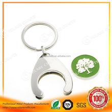 Promotion mini jaguar logo key chain trinket
