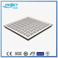 570KGS LOAD IT Data Center Steel Cement Floor System