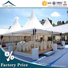 Fashion Pagoda Wedding Party Waterproof Tent Canopy For Sale