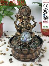 Indian God decoration resin buddha