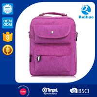 Red Hotselling Plain Backpacks Bags For High School Girls 2014