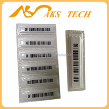 58KHz am dr labels Chinese popular security label sticker