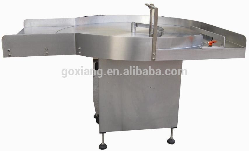 Newest hot sell bottle filling machine for Calcium Carbonate