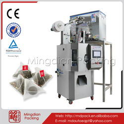 MD160 Tea Bag Packing Machine with Electronic Scales