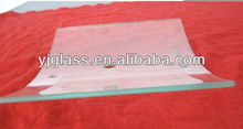 12mm thick bend tempered glass