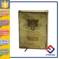 promotional new design hard cover address telephone phone number notebook