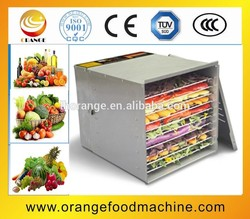 High Efficiency Stainless Steel Food Dehydrator