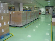 Easy Cleaning Self-Leveling Epoxy Floor Coating for Workshop factory garage