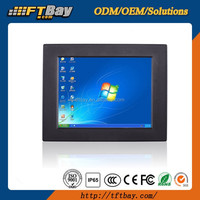 10.4 Inch Customized Industrial Touch Screen Lcd All In One Pc