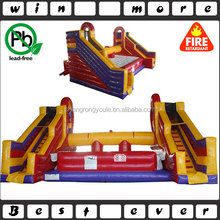 Inflatable battle zone,inflatable sport games,Interactive Inflatable Games