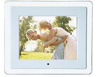 7 inch gif digital picture frame with MP3 music video picture playback functions