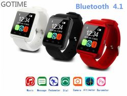 Fashion sport wearable technology devices android wifi pedometer heart rate monitor bluetooth gps wrist U8 smart watch phone
