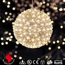 Halloween led crystal magic ball light