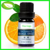 Orange peel essential oil extraction 100% natural pure organic orange peel oil