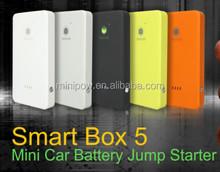 Anti-explosion Marketing Capacity 11000mAh 12V Car Battery Mini Booster for Home Driving Car 3000CC