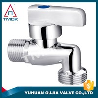 various types of faucets China manufacture chrome bibcock faucet