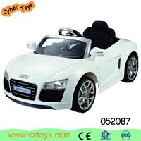 Good quality toy electric motor car for kids shipped to India