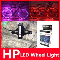 New Design Bicycle Wheel Led Flash String Lights