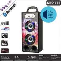 Original factory price MP4 bluetooth speakers microphone