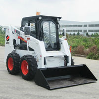 hot small skid steer loader WS50 for sale
