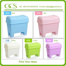 pp iron bar stool hall tree storage with lid cover