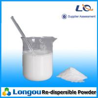 Tile adhesive RDP white powder redispersible powder