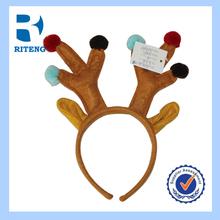 festival items christmas girls toddler infant flower headband hair bow band