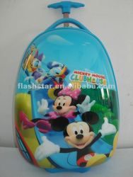 kids Luggage with single trolley