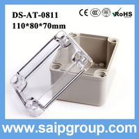 waterproof wire junction box distribution fuse box DSAT-0811 110*80*70