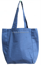 Best sell exporting canvas casual tote shoulder bag