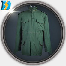 military thermal imager with 2 botton pockets zipper closed