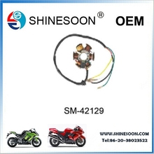2015 wholesale high quality and best price motorcycle stator comp
