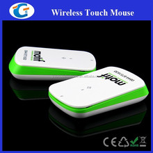 2.4ghz wireless touch mouse 3d optical mouse driver with flat design