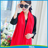 Solid Color 100% Cashmere pashmina shawl Scarf
