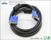 VGA cable VGA Monitor Cable hdb15p vga cable for Multimedia and Projector /Computer