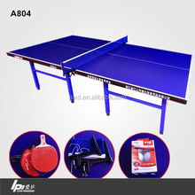 Love Pingpong A804 High Quality Single Folded Table Tennis Table MDF TT Table