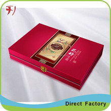 food grade carton, natural kraft paper box for chocolate tablets