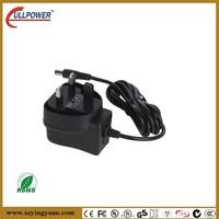 12V 24V 380mA 500mA power adapter AC/DC power supply CE GS