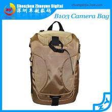 2015 B103 Hot sale double shoulders waterproof camera bag , fashion camera School bag