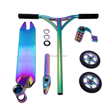 Short Time Delivery Blitz High End Custom Bmx 2 Wheel Mini Kick Scooter