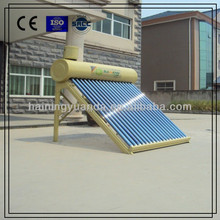 Low Price New Integrated And Non-pressured Color Steel Solar Geyser for Family Bathing